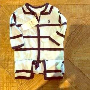 Ralph Lauren baby boys outfit.